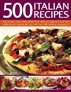 500 Italian Recipes