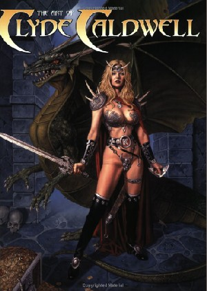The Art of Clyde Caldwell