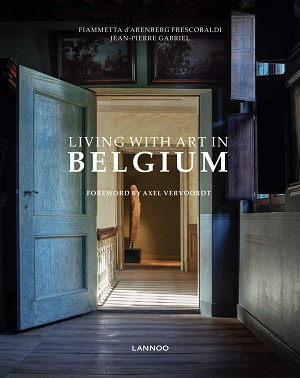 Living with art in Belgio