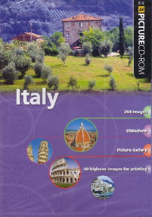 Picture CD-Rom Italy