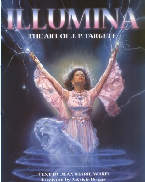Illumina: The Art of Jean Pierre Targete