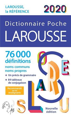 Dictionnaire Poche Larousse 2020