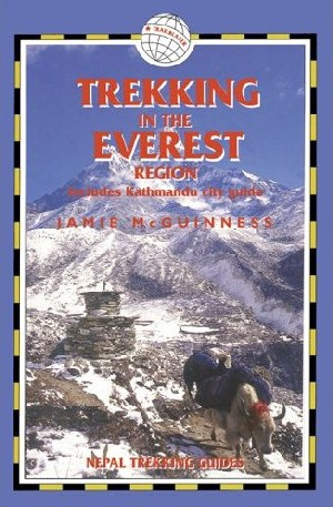 Trekking in the everest region 5 ed.