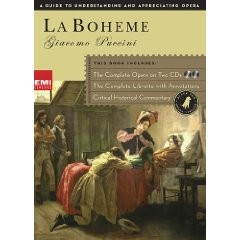 La bohème (Libretto+2CD)