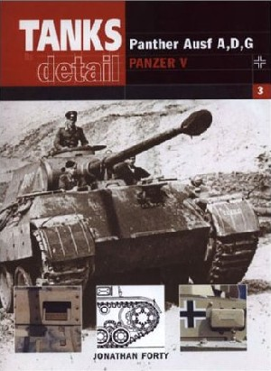Tanks in Detail 3 - Panzer V