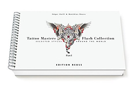 Tattoo Masters Flash Collection - Part 1