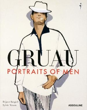 Rene Gruau Portraits of Men