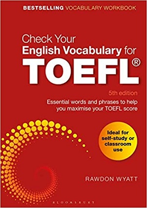 English vocabolary for TOEFL (50%)