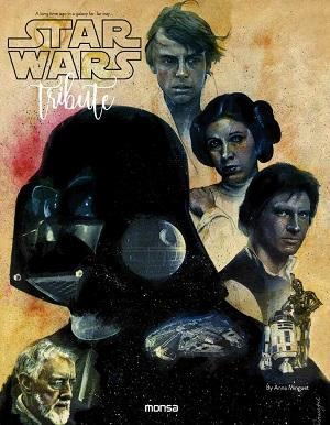 STAR WARS. Tribute