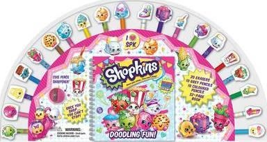 Shopkins  (Pencil Kits)