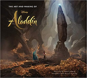 the art of making of alladin (50%)
