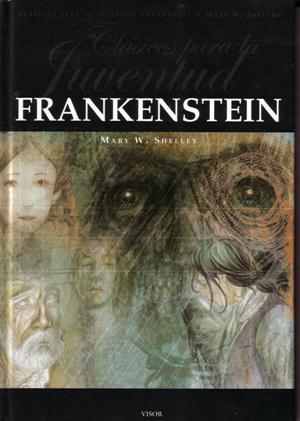 Frankenstein (barcode su libro errato)