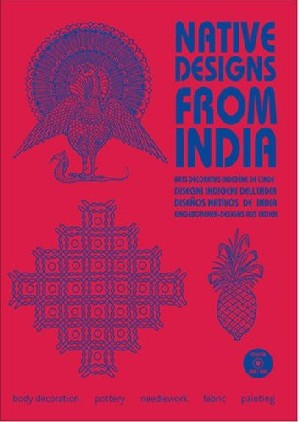 Native Designs from India (Con Cd)
