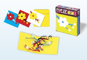 Pop-Up Note Cards (Blossoms)