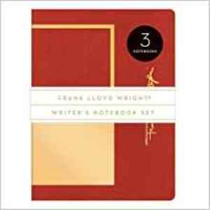 Frank Lloyd Wright Writer's Notebook Set
