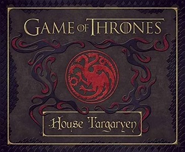 House Targaryen Stationary Set