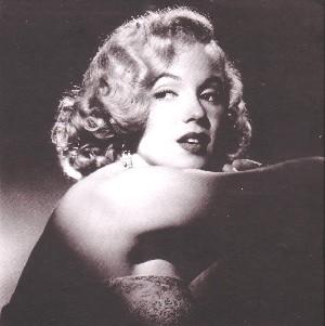 Marilyn Monroe - Square Notecards