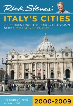 Rick Steves - Italy Cities (DVD)*