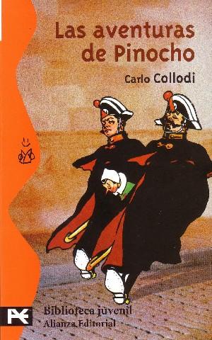 Collodi - Las Aventuras De Pinocho (Spagnolo)