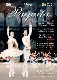 Deldevez/ Minkus: Paquita [DVD]