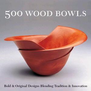 500 Wood Bowls