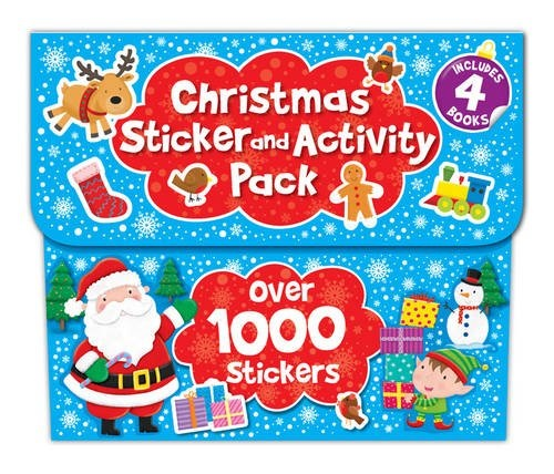 Christmas (Sticker Activity Wallet)