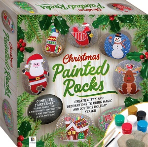 Christmas Painted Rocks