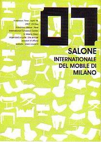 07 Salone Int. del Mobile di Milano