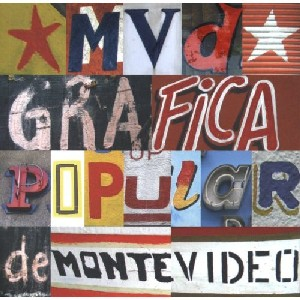 MVD: Montevideo Street Graphics