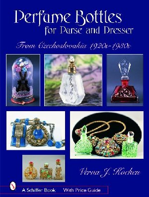 Perfume Bottles for Purse and Dresser