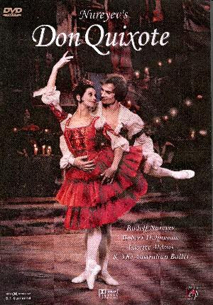 Nureyev's Don Quixote (DVD)