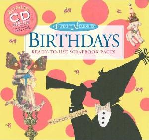 Birthdays (Con cd-rom)