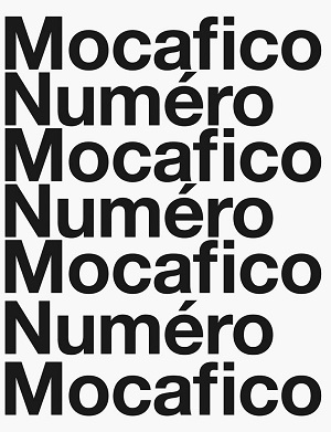 Guido Mocafico: Mocafico Numéro