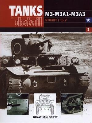 Tanks in Detail 2 - Stuart 1 to V