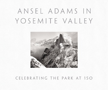 Ansel Adams in Yosemite Valley