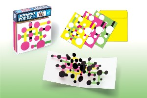 Pop-Up Note Cards (Dots & Spots)