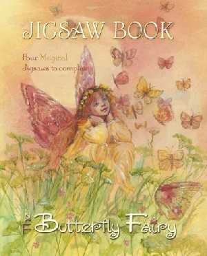 The Butterfly Fairy Jigsaw Book