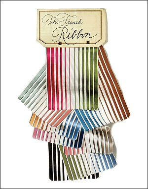 The French Ribbon
