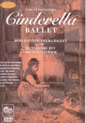 Cinderella Ballet (DVD)