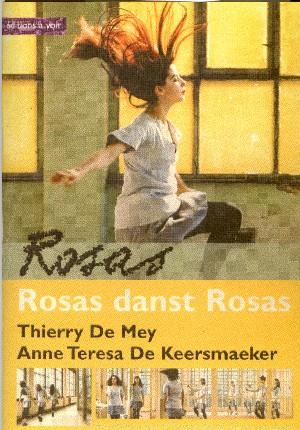 Rosas: Danst Rosas (TFHE9008) (DVD)