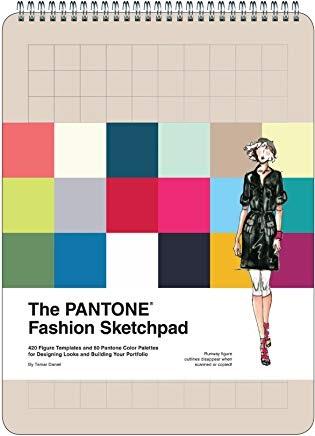 the pantone fashion sketchbook*