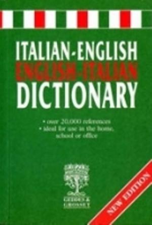 Italian-English, English-Italian dictionary